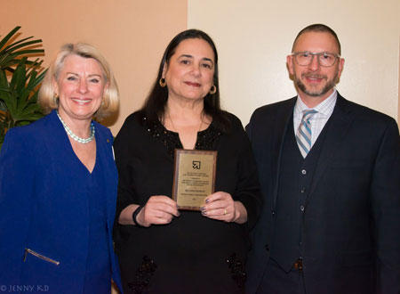 Laura Franklin, NECTFL Award Winner